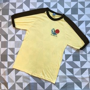 ⛵️ VINTAGE Virgin Islands t-shirt